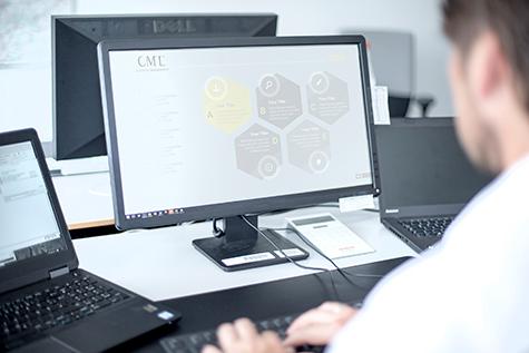 CML-Tools steigern Effizienz